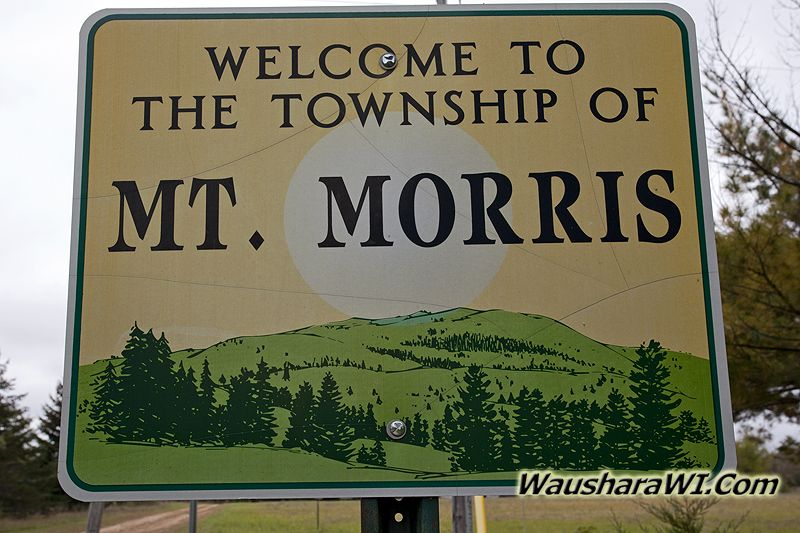 Mount Morris Township, Waushara County - Central Wisconsin