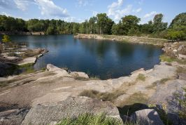 Redgranite Quarry Pictures