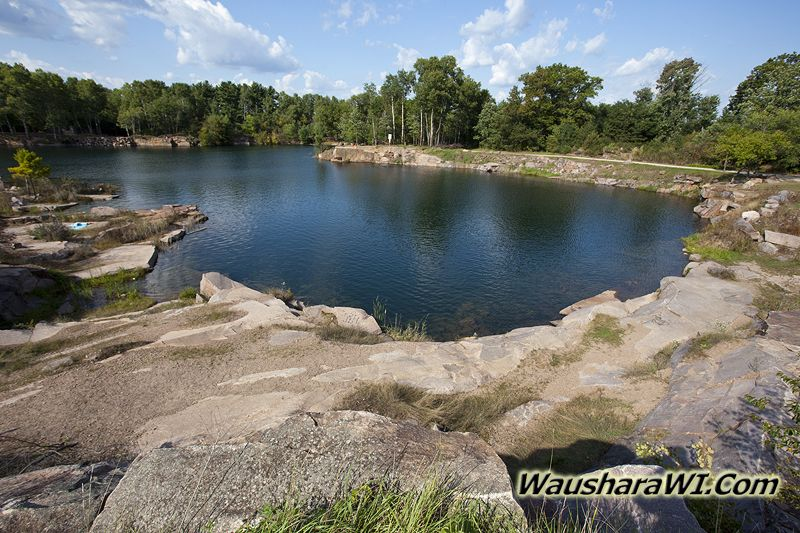 Redgranite Quarry