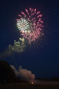 Central Wisconsin Fireworks