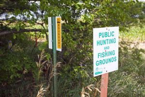 Public Hunting Fishing Grounds