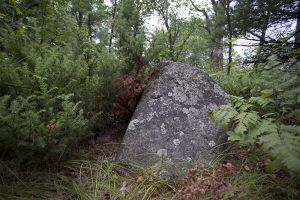 Ice Age Trail Boulders