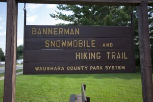 Bannerman Snowmobile and Hiking Trail