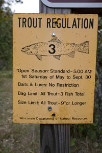 Wisconsin Trout Regulations