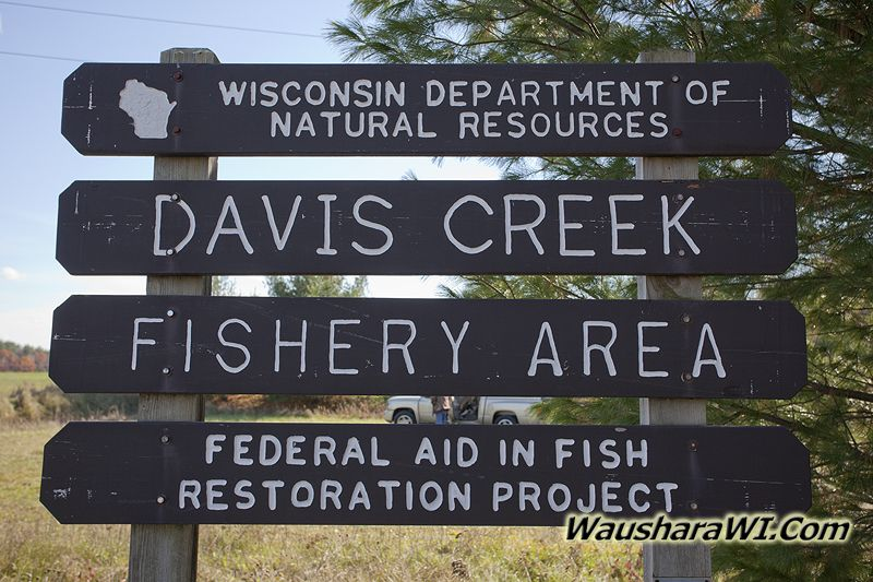 Davis Creek Fishery Area