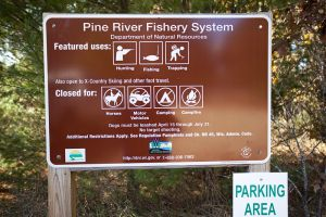 Pine River Fishery System