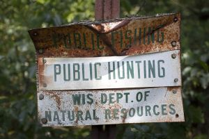 Public Hunting and Fishing WI
