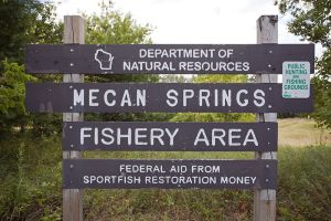 Mecan Springs Fishery Area